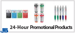 24-Hour Promotional Products